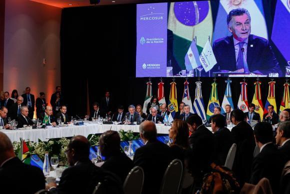 Brasil assume presidência temporária do Mercosul
