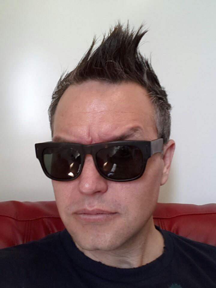 Fãs de Blink-182 não reconhecem Mark Hoppus