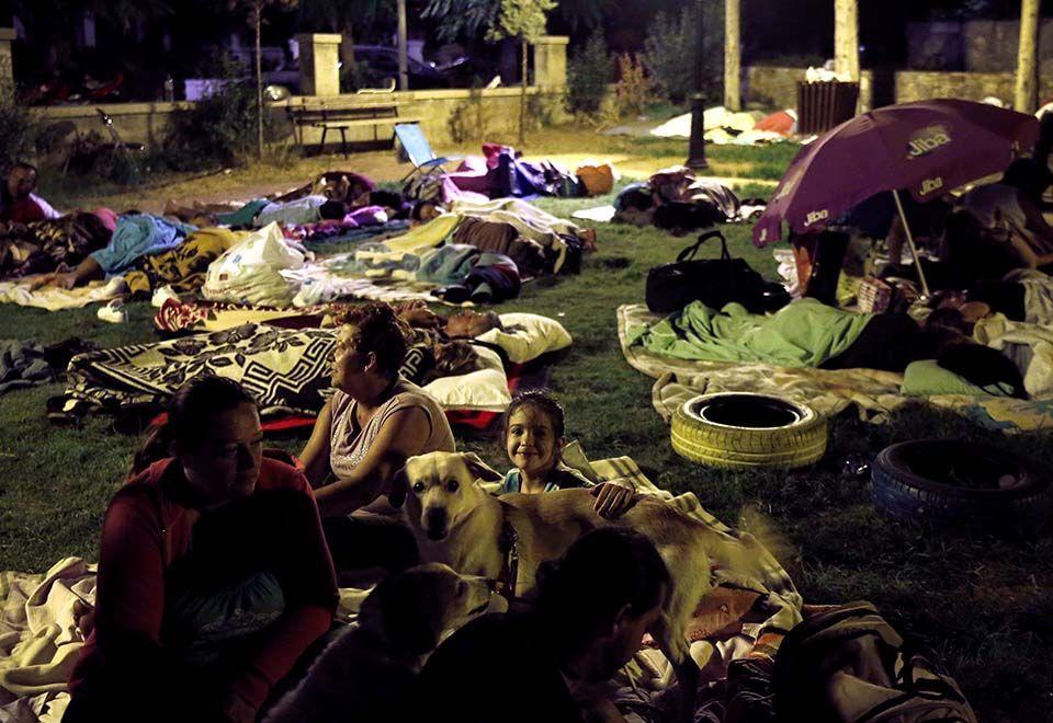 Tremores secundários na Grécia sacodem ilha de Cós