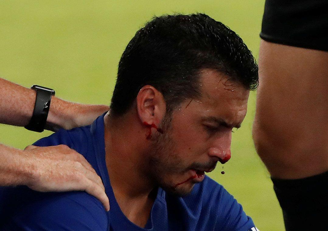 Chelsea: Pedro sofre concussão na cabeça e é hospitalizado