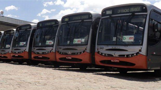 Justiça suspende aumento de tarifa de ônibus em Osasco