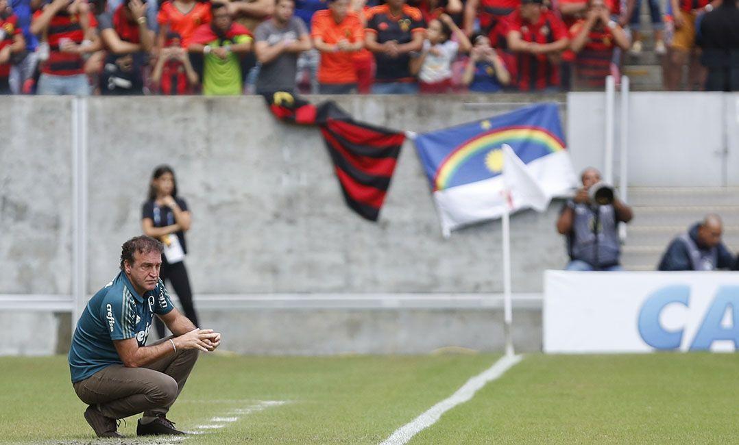 Cuca elogia qualidade do elenco do Palmeiras