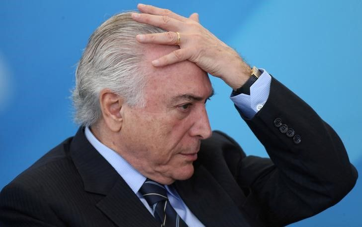 CNI-Ibope: índice de reprovação do governo Temer sobe para 70%