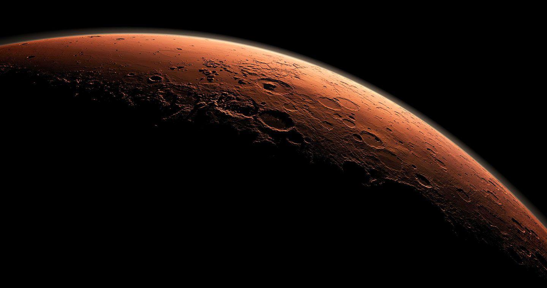 China planeja construir espaço inspirado em Marte