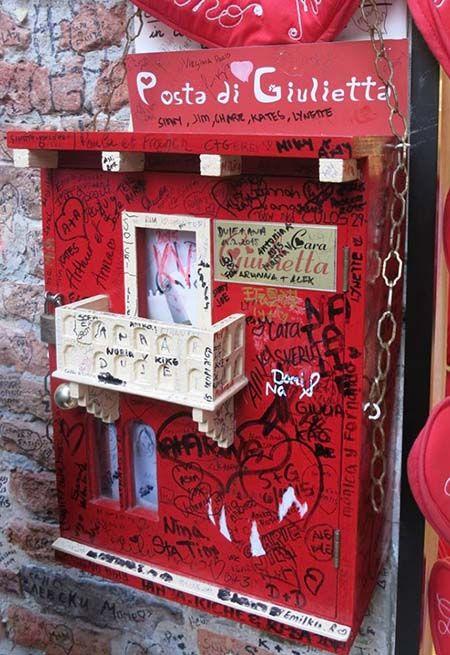 Verona ganha 50 voluntárias para responder Cartas de Julieta