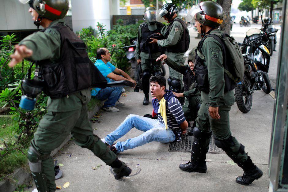 ONU apela a Maduro para que permita manifestações