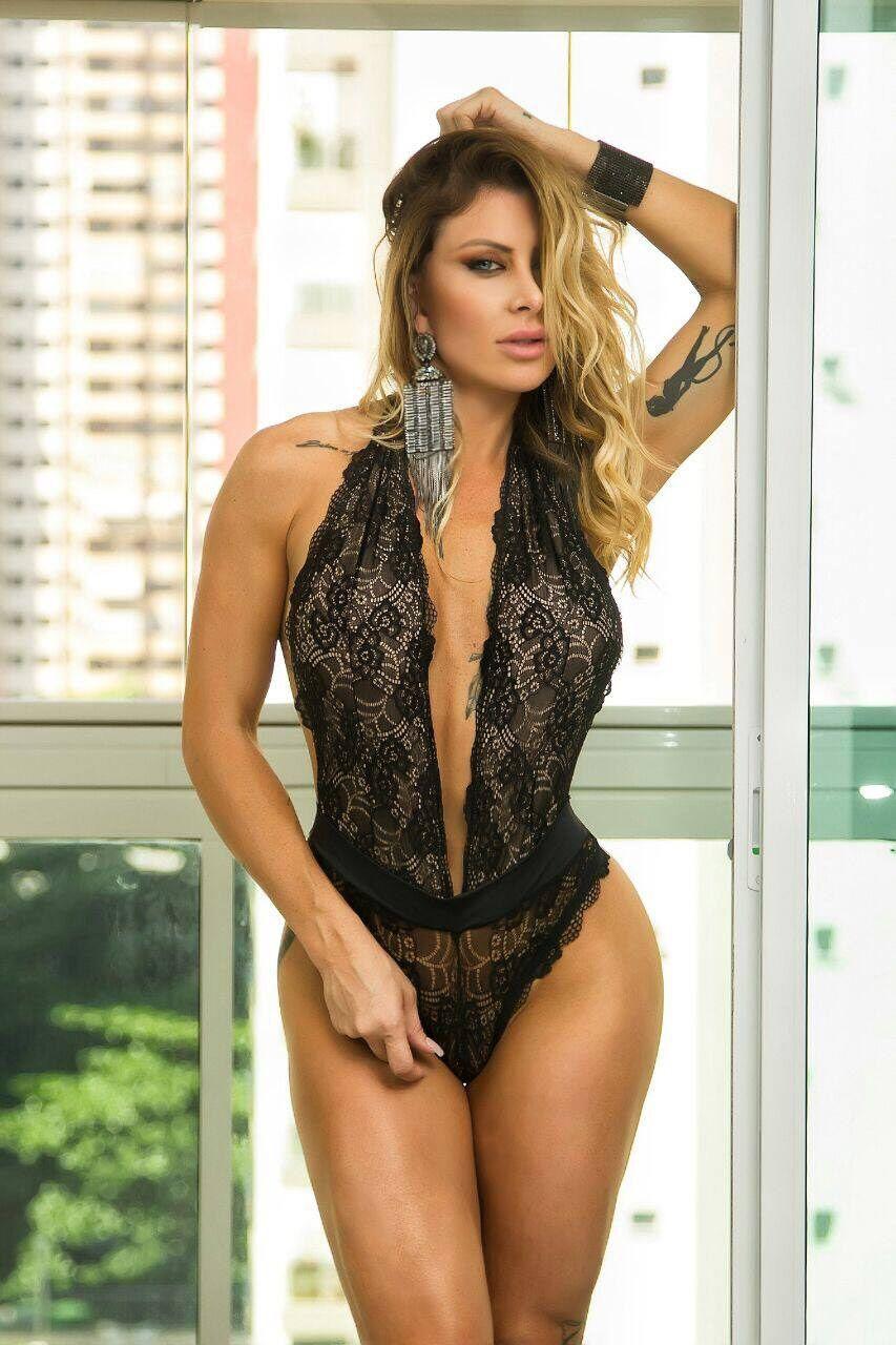 Luciane Hoepers, modelo e Musa da Lava Jato