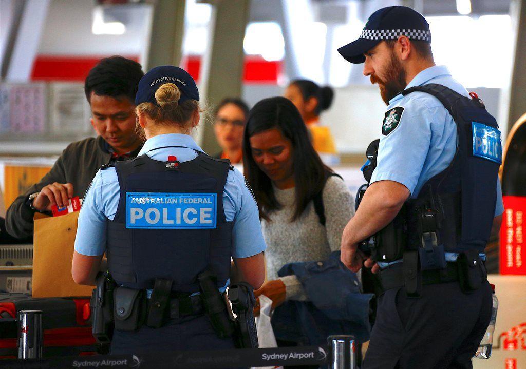 Austrália descobre plano para derrubar avião