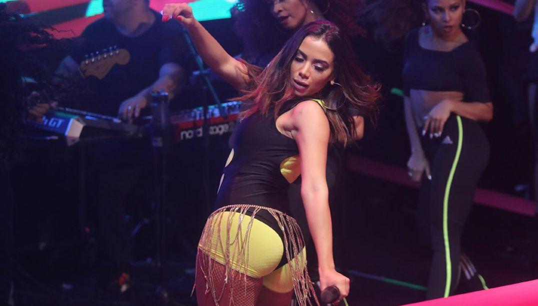 Anitta recusou convite de Fergie para Rock in Rio