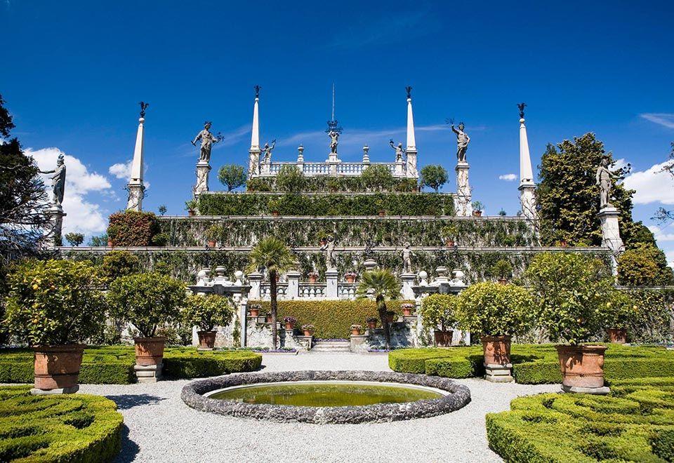 Conheça 5 dos jardins mais belos da Itália