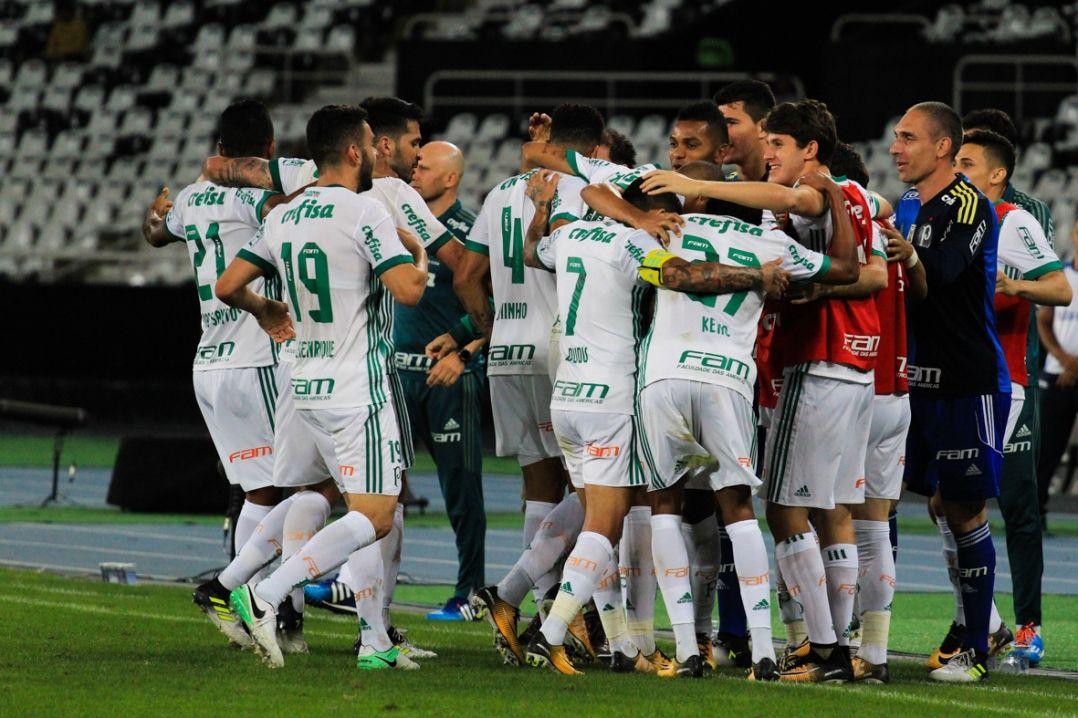 2e63bd2af91b1 Palmeiras segue firme no G-4 do Campeonato Brasileiro (Foto  Jotta  Mattos Photopress Estadão Conteúdo)