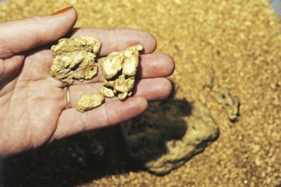 Pepita de ouro com 10,3 kg é encontrada na Rússia