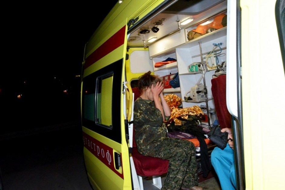 Garota de 14 anos é resgatada depois de uma semana na floresta
