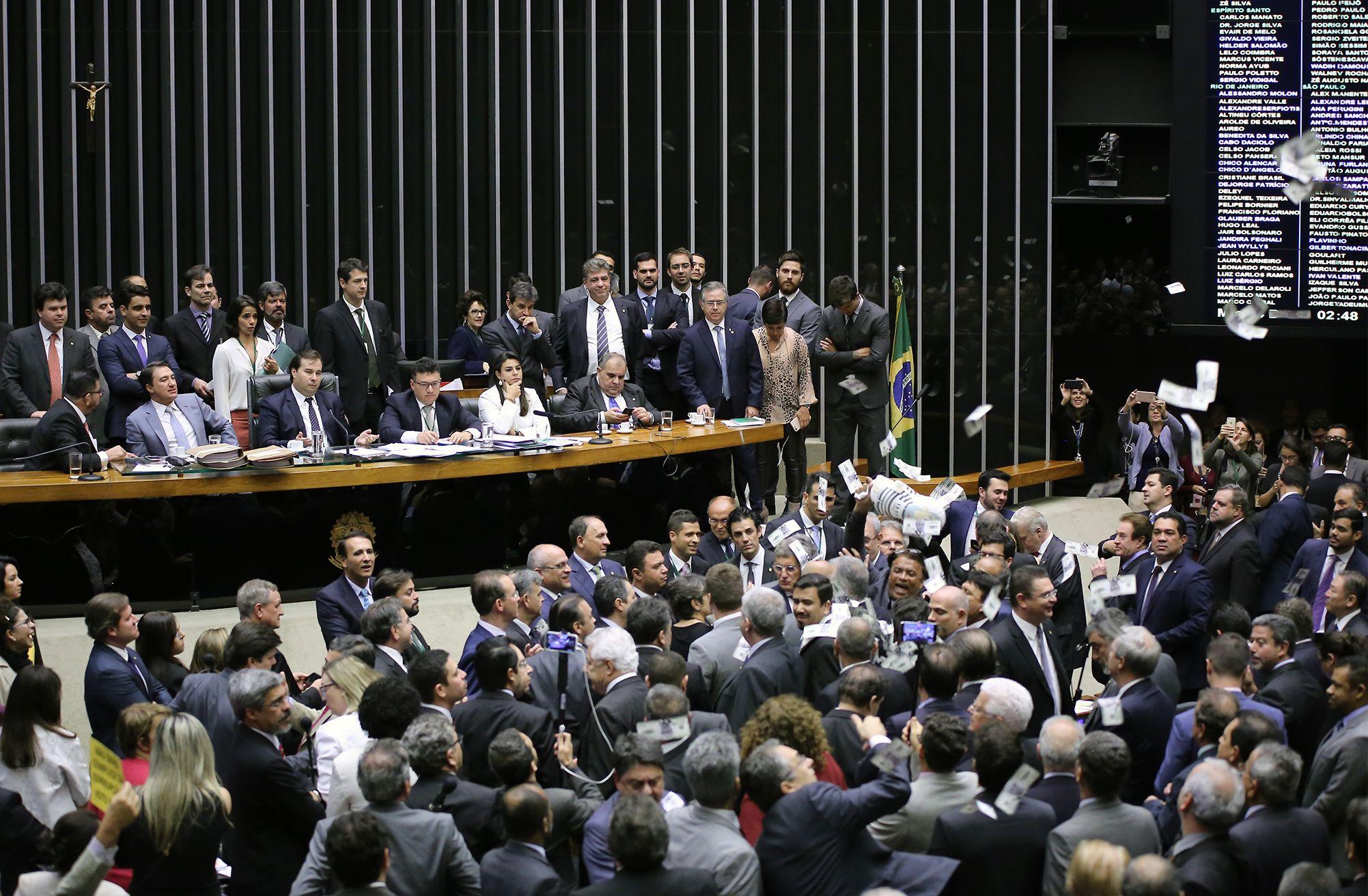 Só 6% dos eleitores se veem representados por políticos em quem já votaram / Gilmar Felix/Câmara dos Deputados