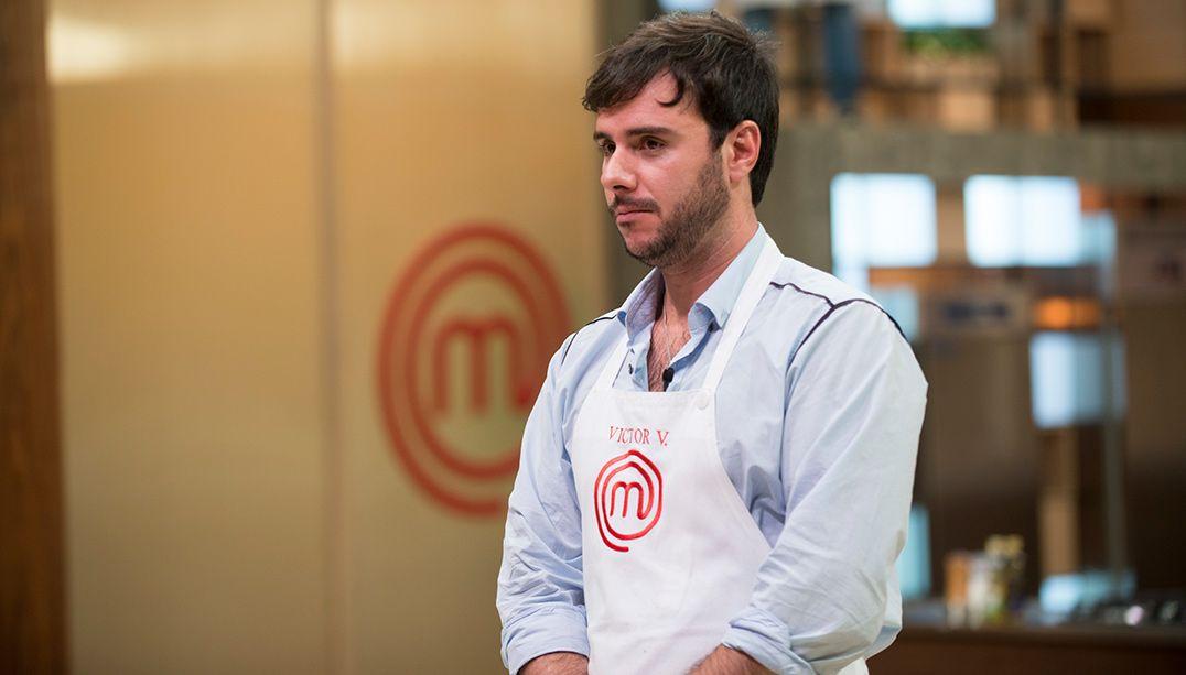 Faltou agradar o gosto dos chefs, lamenta Victor Vieira