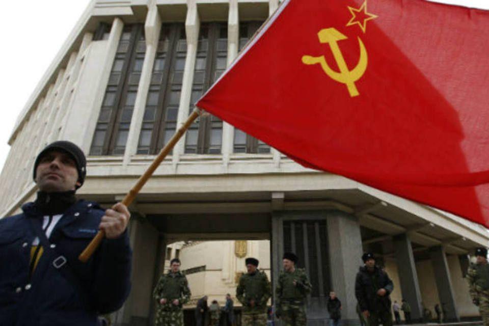 Casal que não saía de casa desde a queda da URSS é despejado