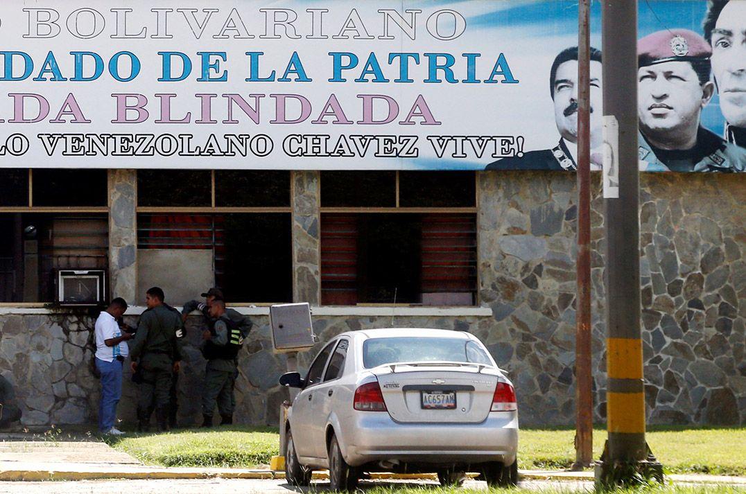 Ataque à base militar deixa ao menos um morto na Venezuela