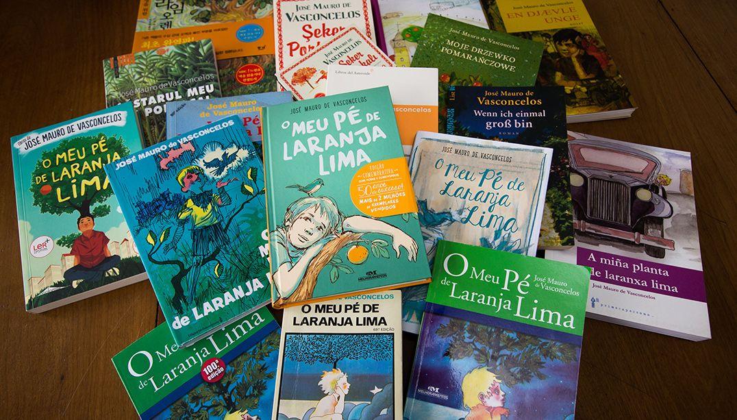 O Meu Pé de Laranja Lima completa 50 anos e ganha edição especial