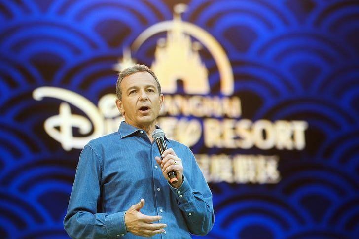 Disney abandona Netflix e planeja própria plataforma