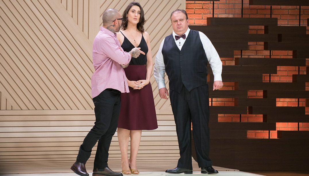 Paola divertiu os fãs com resposta sobre suposta gravidez / Carlos Reinis/Band