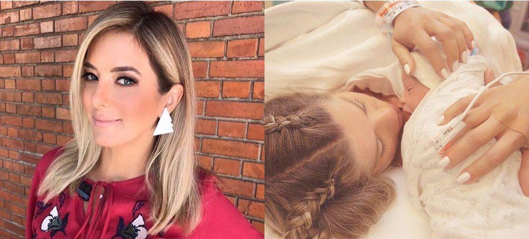 Ticiane Pinheiro é madrinha de Enrico / Divulgação/Instagram
