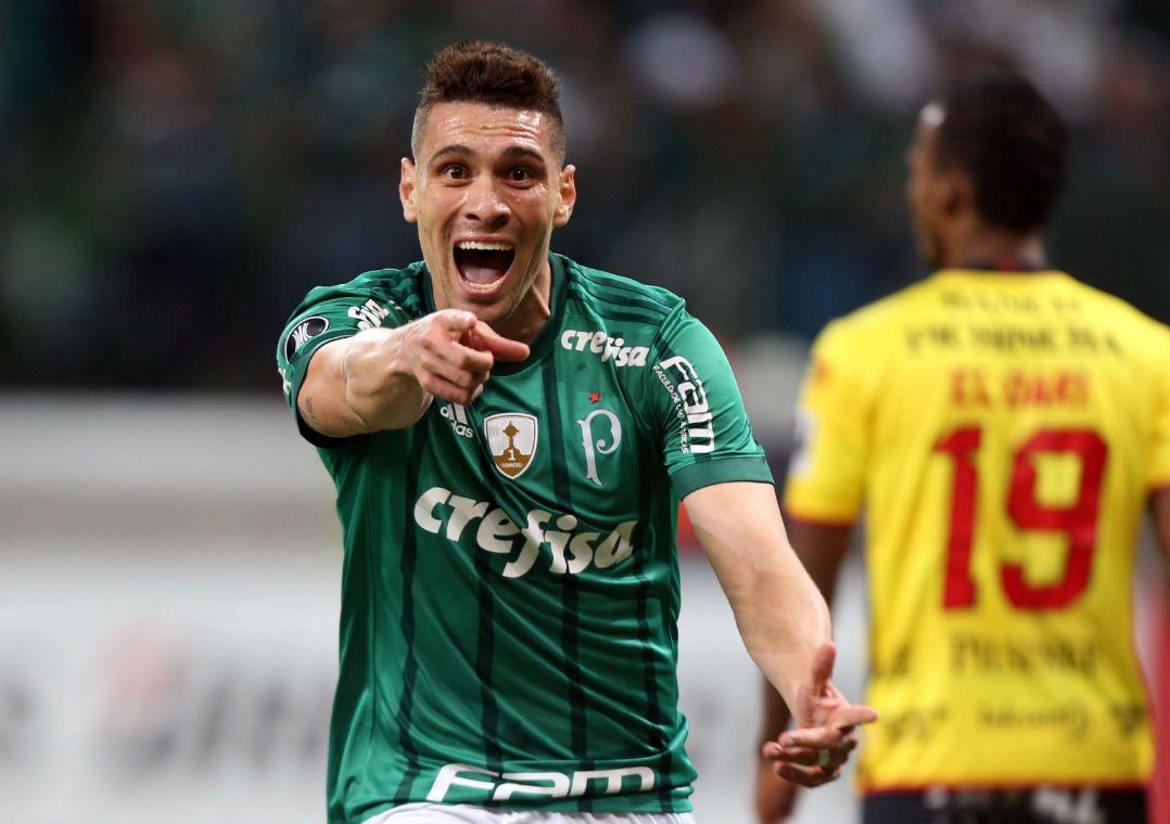 Palmeiras volta ao Allianz após eliminação da Libertadores