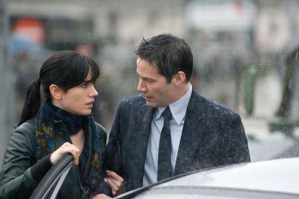 ennifer Connelly e Keanu Reeves estão no filme / Divulgação