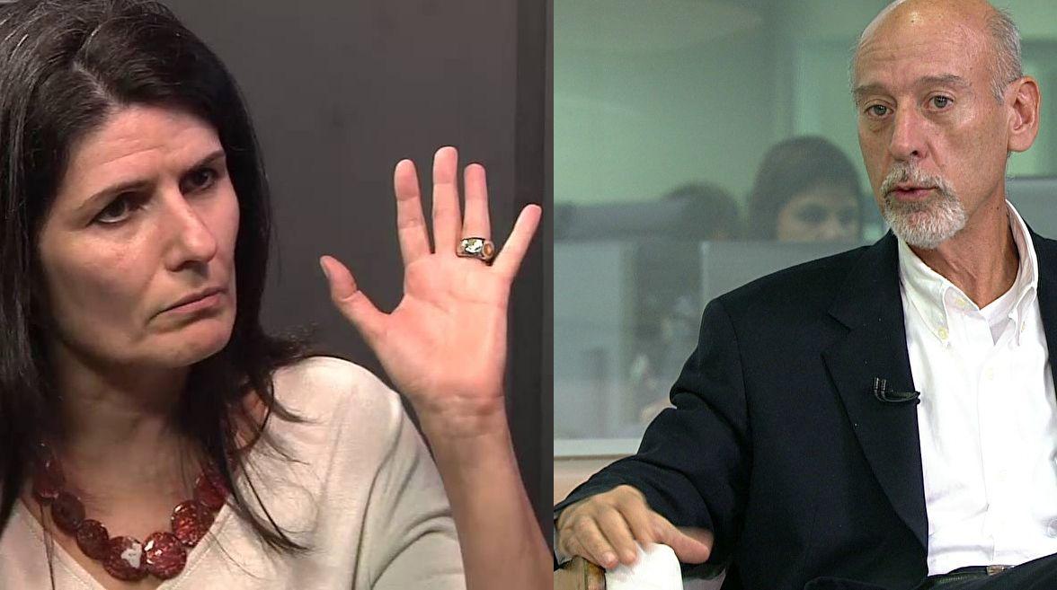 Zeina Latif e Paulo Tafner / Divulgação