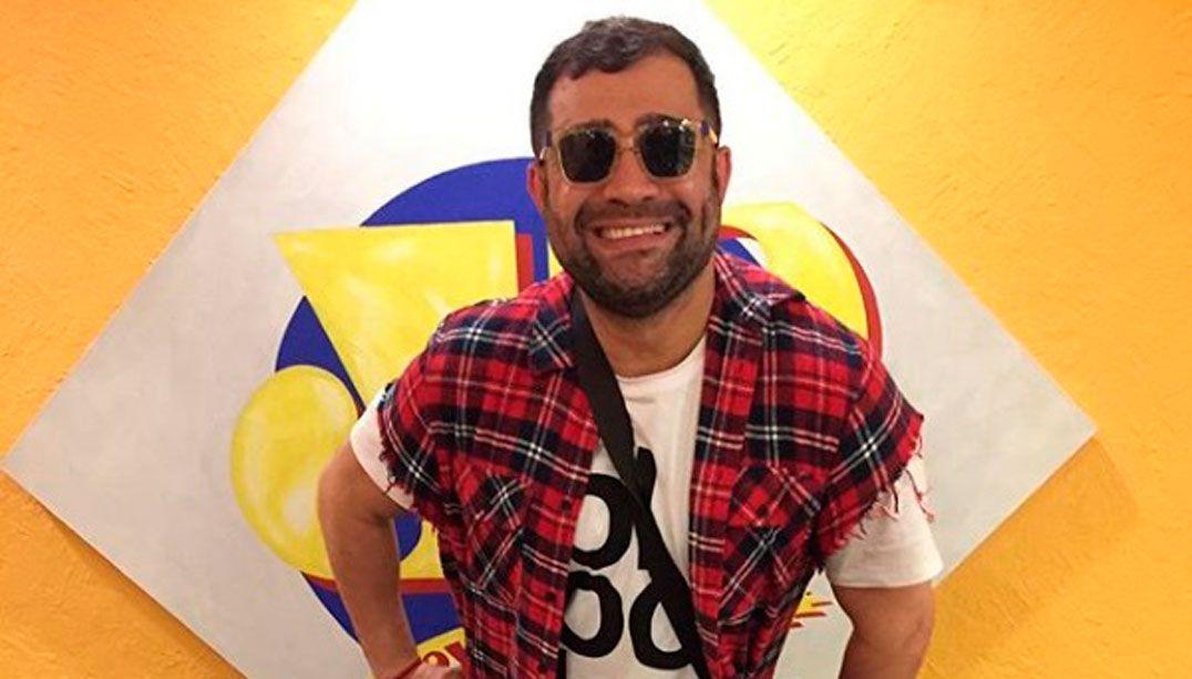 Evandro Santo conta segredo para entrevistar famosos