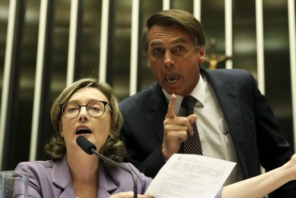 STJ confirma condenação de Bolsonaro no caso Maria do Rosário