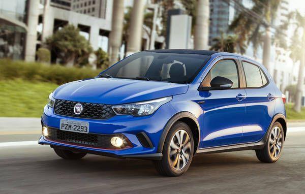 Fiat Argo é eleito 'Melhor Compra de 2017'