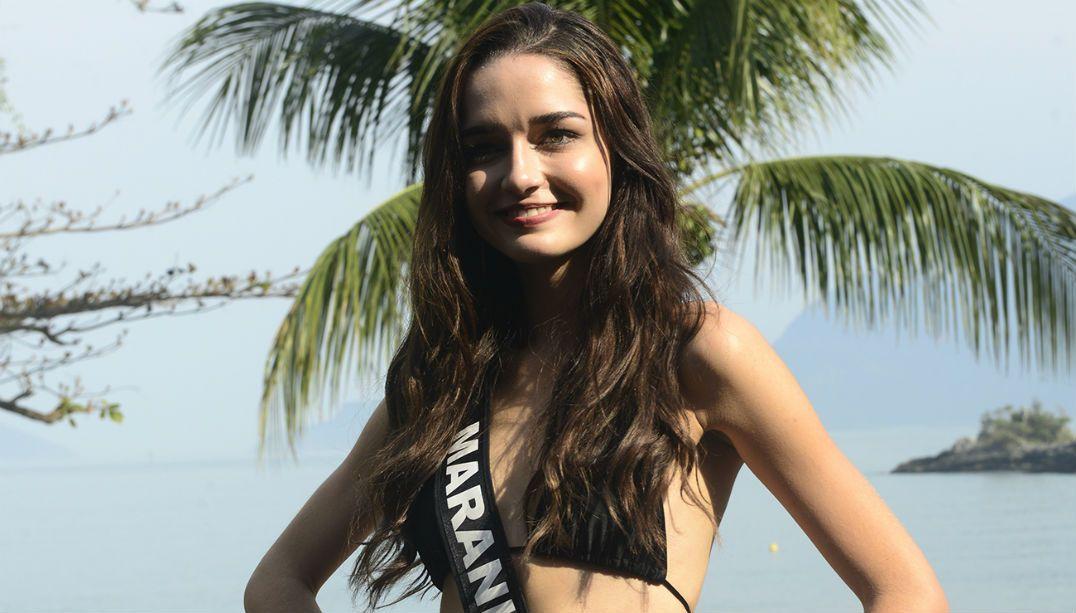 Miss Maranhão foi internada antes do confinamento