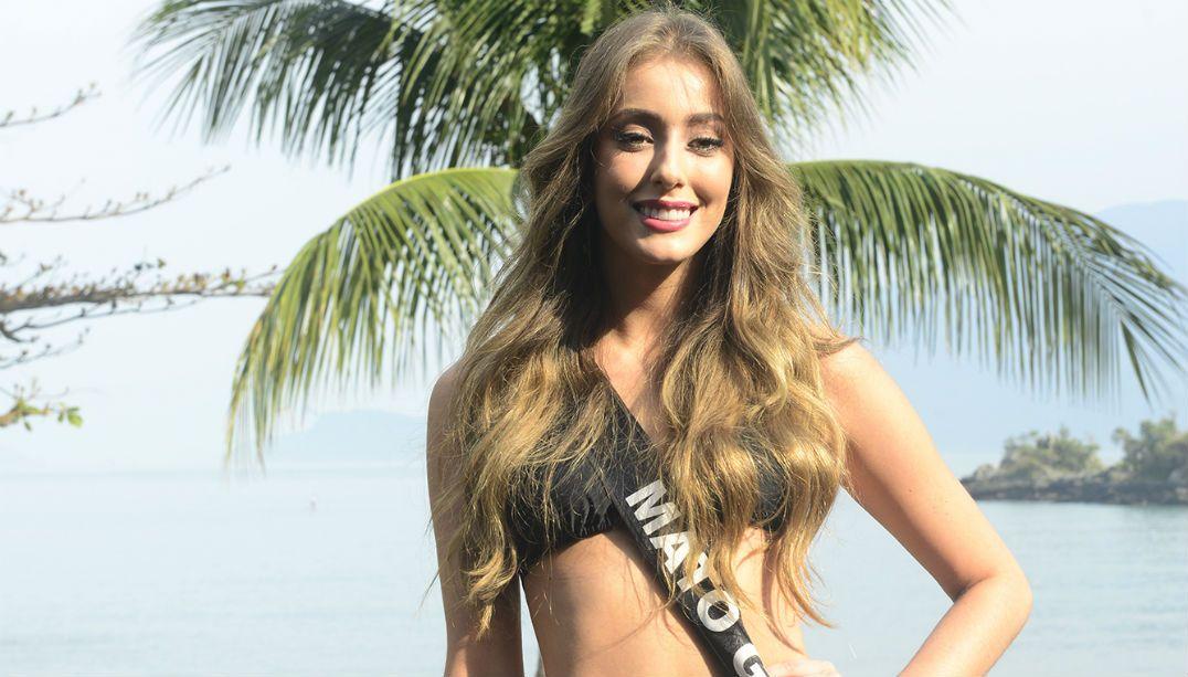 Me inspiro na Raissa Santana, revela candidata do Mato Grosso