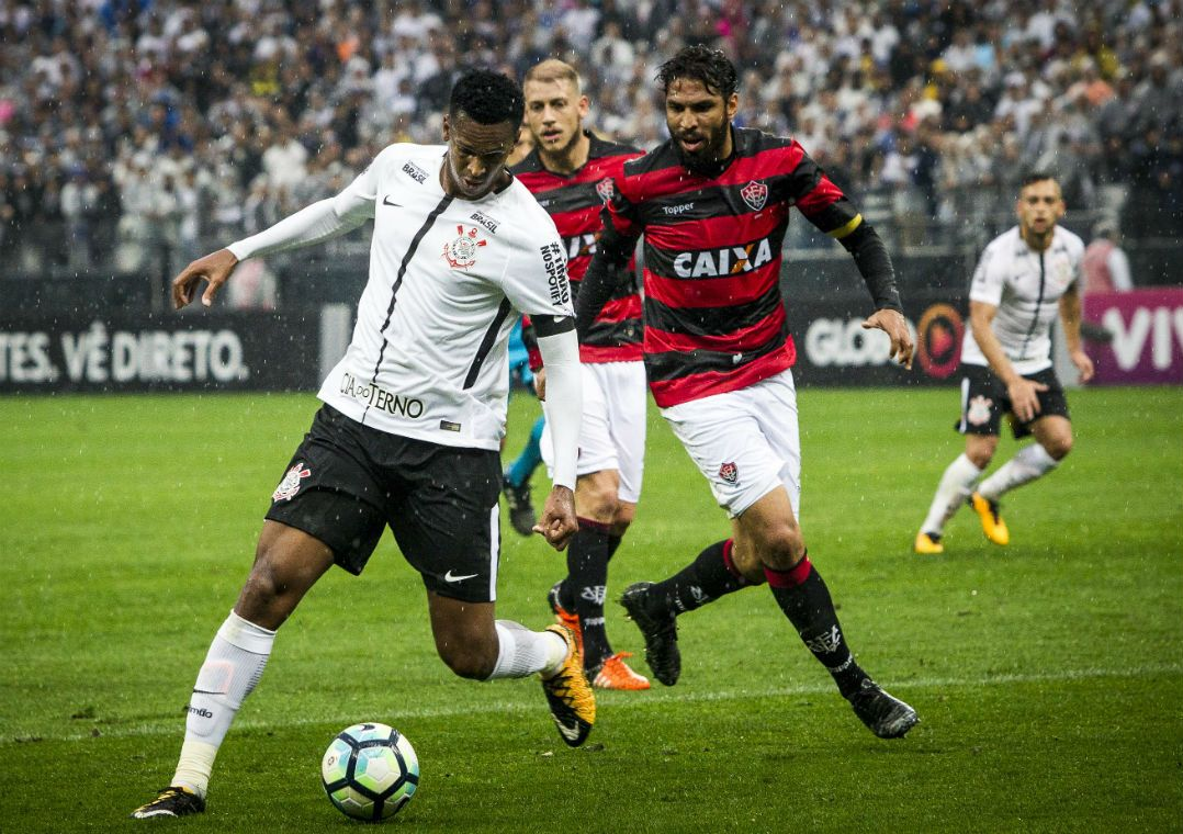 Corinthians tem 85% de chances de título apesar de revés