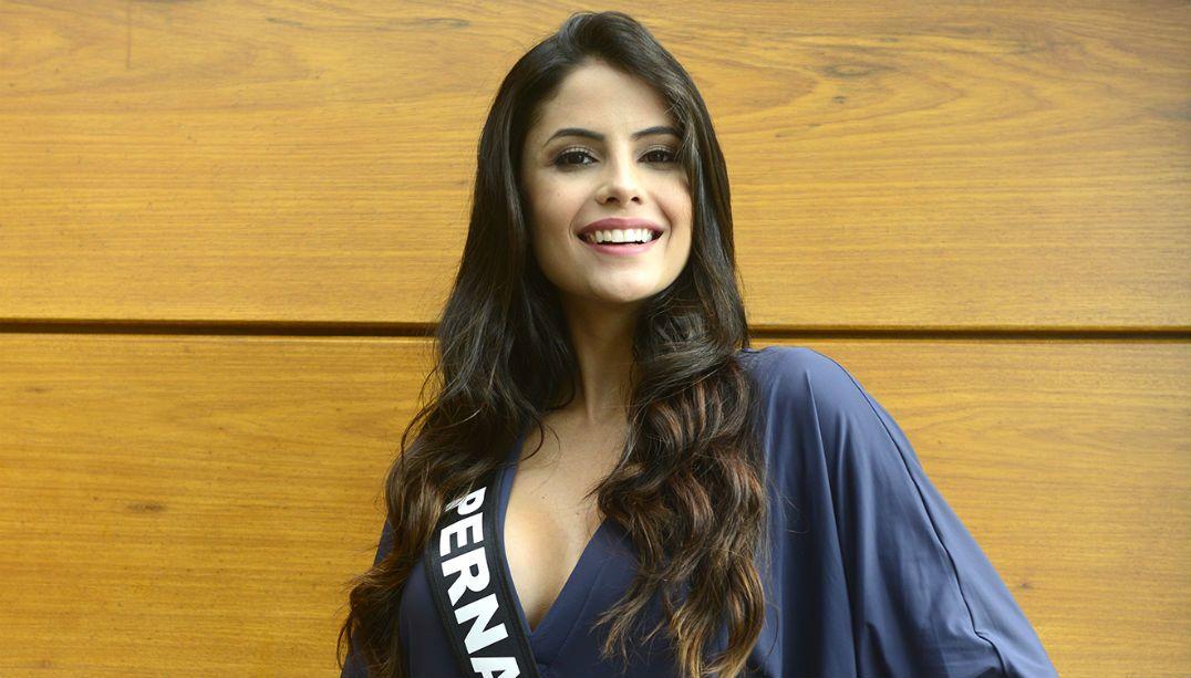 Miss Pernambuco fala sobre experiência de morar na Índia