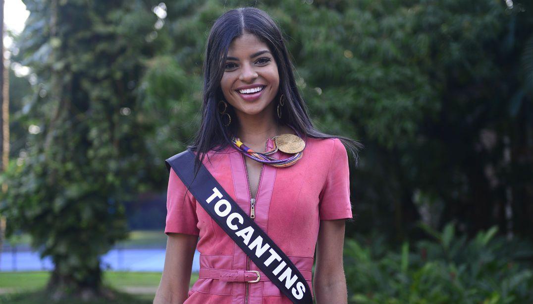 O miss fez com que eu me aceitasse, revela candidata do Tocantins