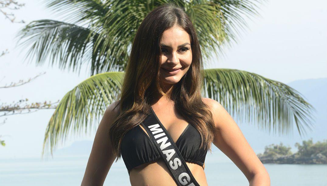 Candidata de MG foi incentivada pela Miss Dinamarca 2014