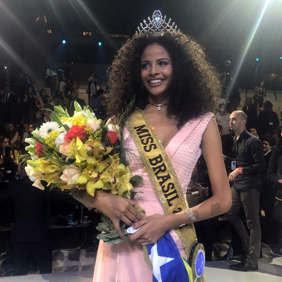 Vou dar voz a todas as mulheres, afirma Miss Brasil 2017
