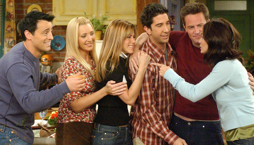 Friends ganhará livro oficial sobre os bastidores da série