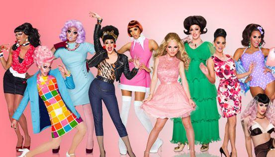 RuPaul's Drag Race é um reality show de drag queens  / Divulgação/Facebook