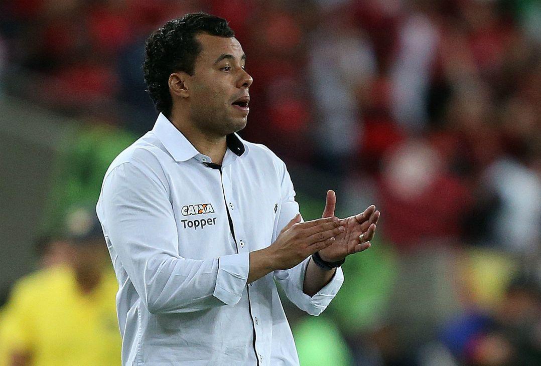 Jair Ventura assume o Santos após bom início no Botafogo   Vitor Silva  SSPress 030252be07b63