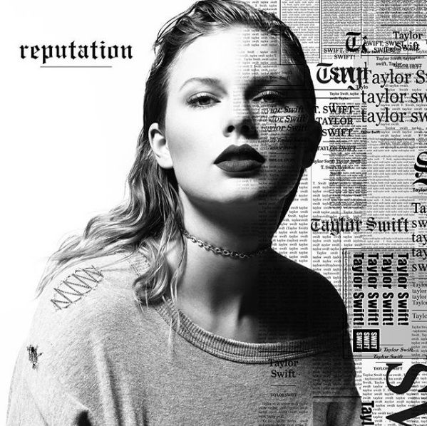 The Walking Dead zoa capa de novo álbum de Taylor Swift