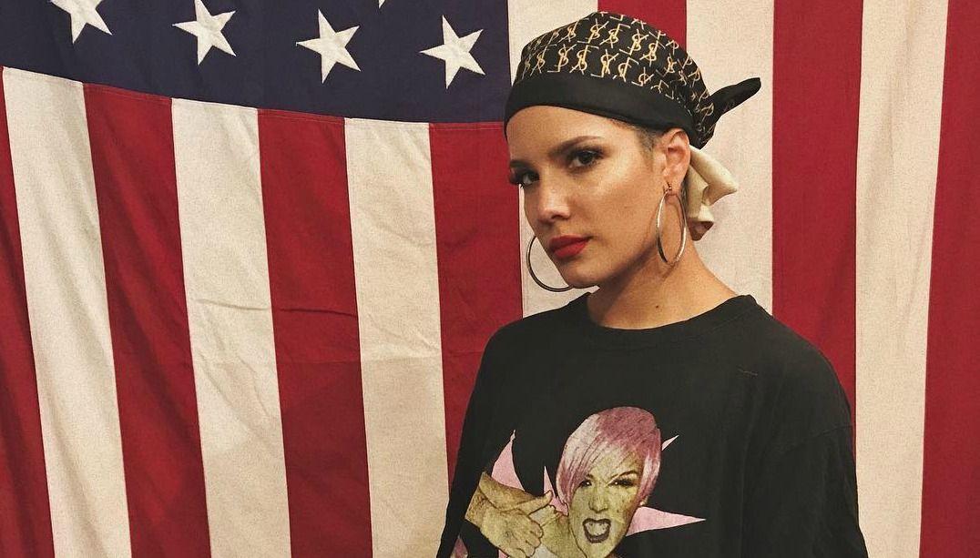 Halsey rebate críticas de fãs por posar na Playboy