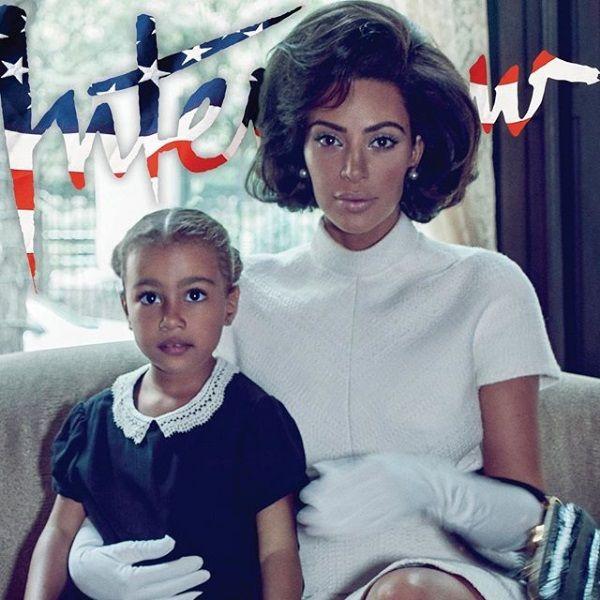 Kim Kardashian é chamada de nova primeira dama