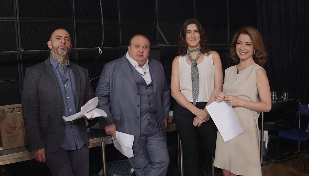 Ana Paula Padrão revela os bastidores do MasterChef Brasil