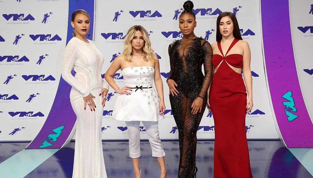 Fifth Harmony explica por que derrubou integrante do palco do VMA