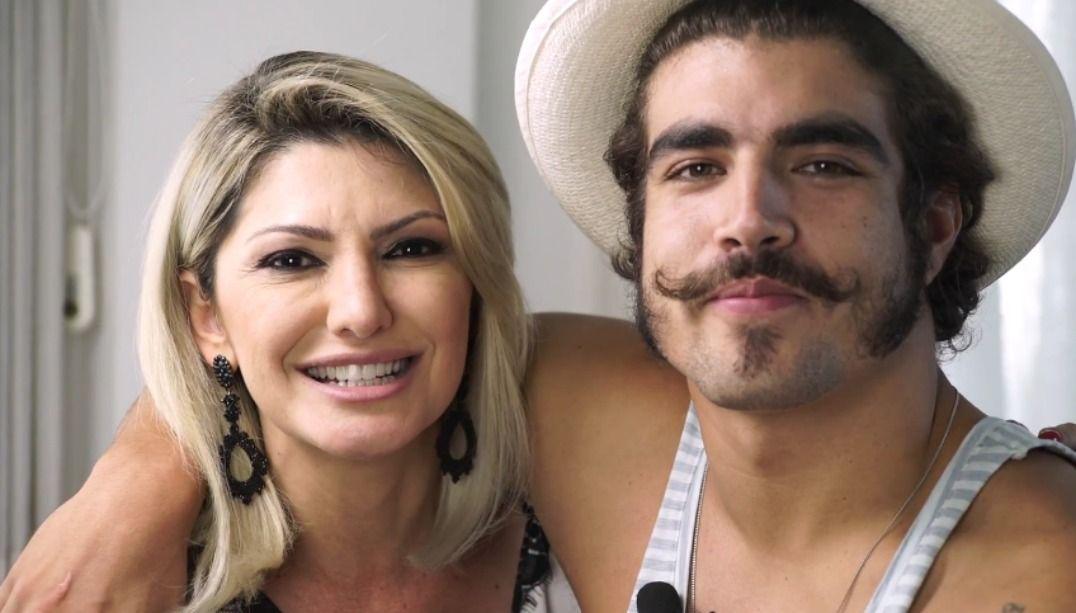 Antonia Fontenelle revela que já ficou com Caio Castro