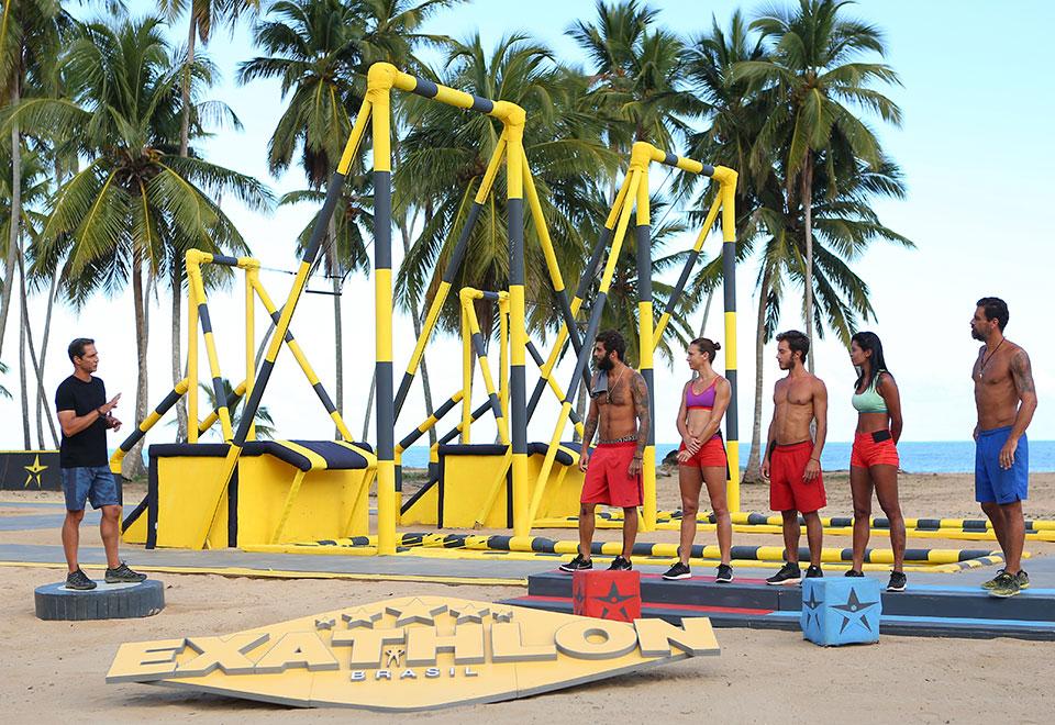 Competidores com mais pontos garantem imunidade na final