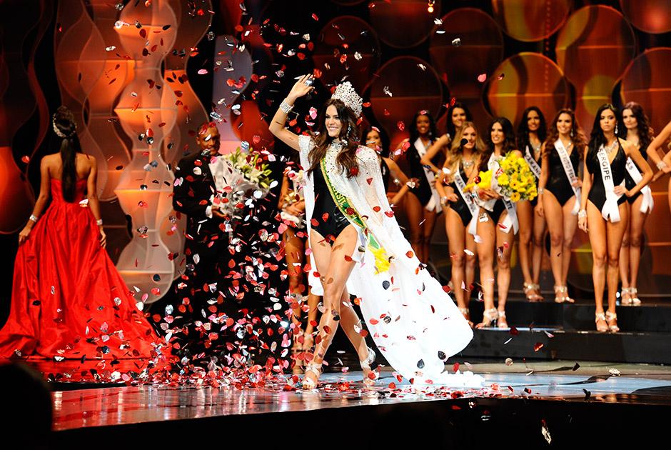 Miss Ceará é eleita a mulher mais bonita do Brasil