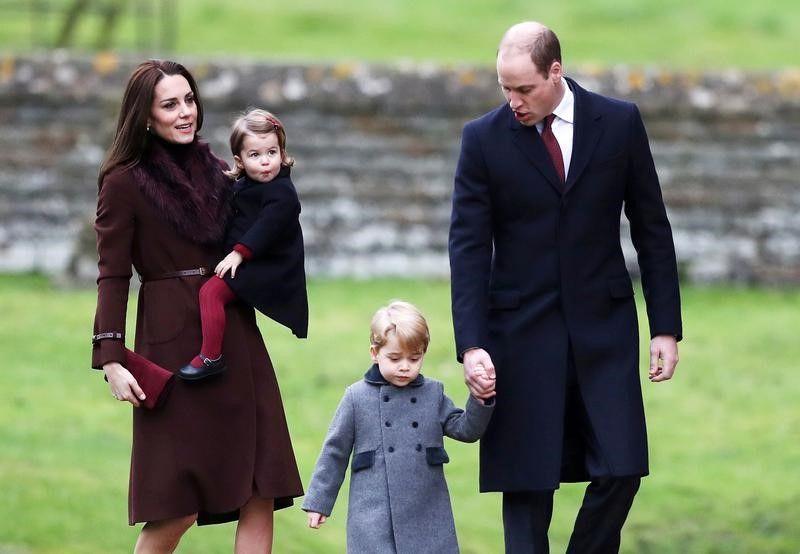 Príncipe William e Kate Middleton anunciam gravidez do terceiro filho
